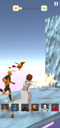 Super Hero Transform Race - Spider Racing Game 3D 0.6 screenshots 12