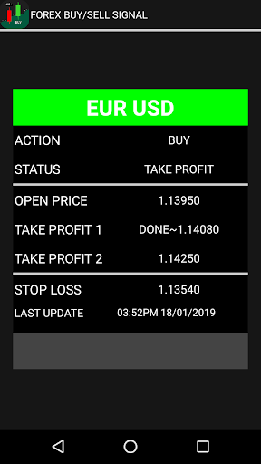 Forex Signals-Live Buy/sell  Paidproapk.com 3