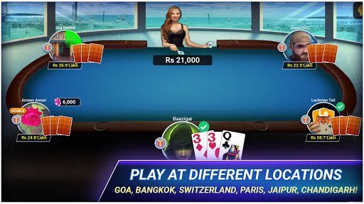 Teen Patti Royal - 3 Patti Online & Offline Game 4.4.4 screenshots 3