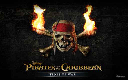Pirates of the Caribbean: ToW  screenshots 1