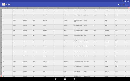 CSV Editor  Screenshots 6
