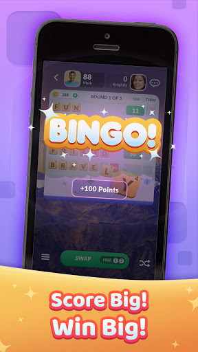 Word Bingo - Fun Word Game 1.008 screenshots 3