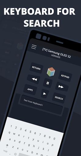 Samsung TV Remote Control - Remotie android2mod screenshots 3