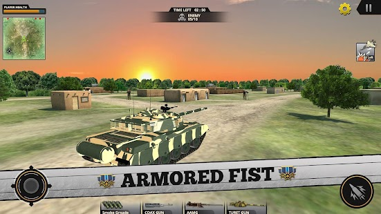 The Glorious Resolve: Journey To Peace - Army Game Screenshot