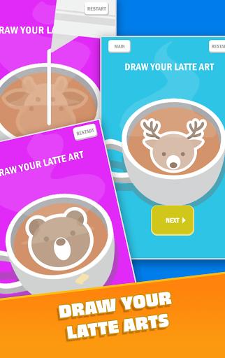 Coffee Shop Barista Star apkmr screenshots 1