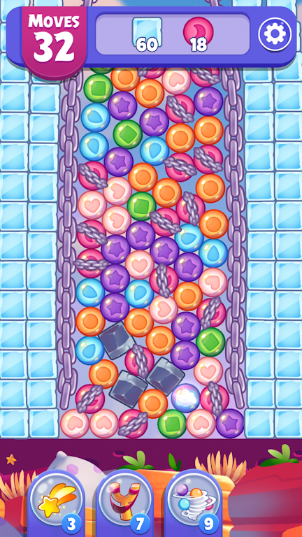 Angry Birds Dream Blast - Bubble Match Puzzle  poster 5