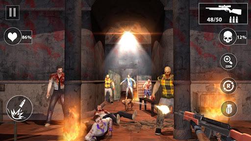 Dead Walk City : Zombie Shooting Game apkdebit screenshots 5