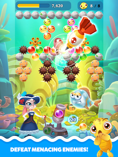 Bubble Incredible:Puzzle Games  Pc-softi 13