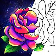 Coloring Book: Color Art Puzzle