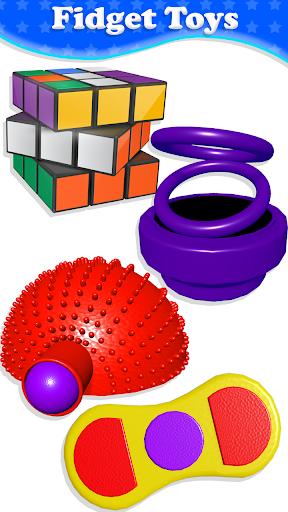 Fidget Toys Sensory Tools ASMR Pop It Toys  screenshots 19