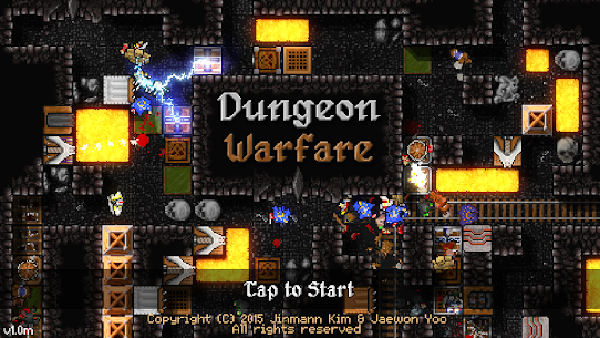 Dungeon Warfare  Apps For Pc – How To Install On Windows 7, 8, 10 And Mac Os 1