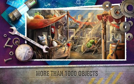 Time Machine Hidden Objects - Time Travel Escape 2.8 screenshots 8