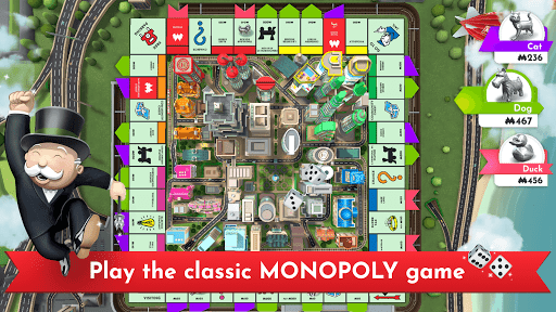 Monopoly - Board game classic about real-estate!  screenshots 2
