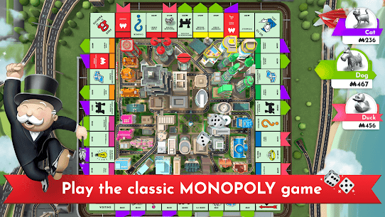 Monopoly – Board game classic about real-estate! (MOD, Paid/Season Pass Unlocked) v1.4.6 2