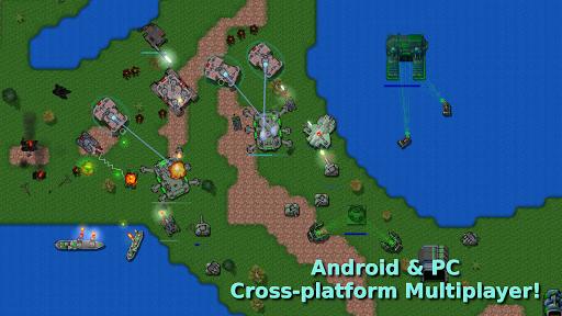 Rusted Warfare - RTS Strategy apkdebit screenshots 3
