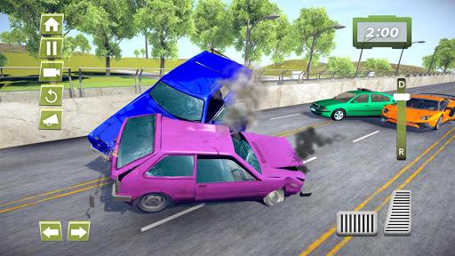 Car Crash & Smash Sim: Accidents & Destruction 1.3 Screenshots 7