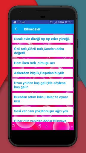 Komik Bilmeceler (internetsiz) super Screenshots 3