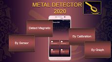 Metal detector 2020: New metal finderのおすすめ画像1
