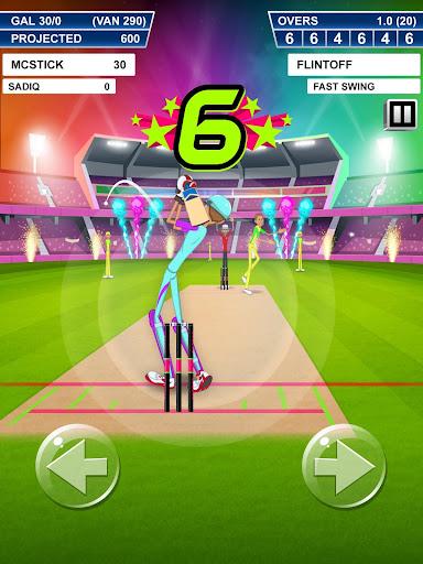 Stick Cricket Super League apkdebit screenshots 12