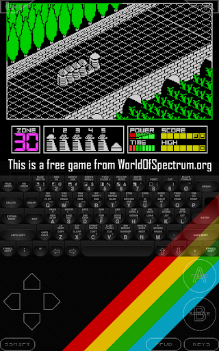 Speccy - Complete Sinclair ZX Spectrum Emulator 5.9 screenshots 8