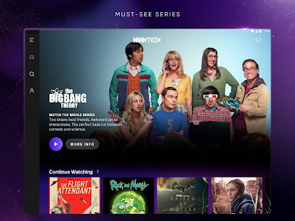 HBO Max: Stream and Watch TV, Movies, and More screenshots 9