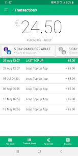 Leap Top-up 3