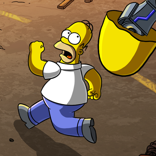 The Simpsons™:  Tapped Out  (Free Shopping) 4.49.0 mod