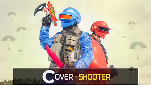 IGI Cover Fire Gun Strike: FPS Shooting Game Apkfinish screenshots 13