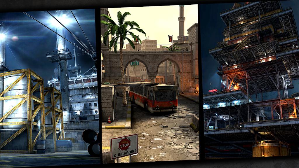 Sniper Strike APK Mod poster 11