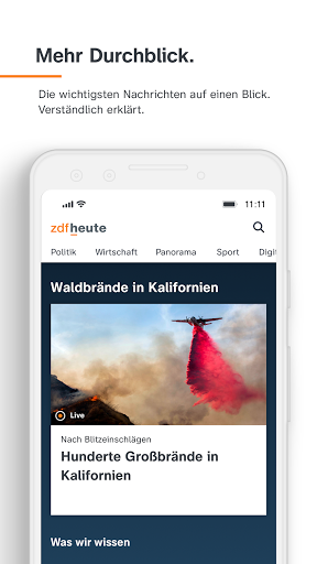 ZDFheute - Nachrichten  screenshots 3