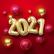 Yangi yil tabriklari 2021 Новогодние поздравления Download for PC Windows 10/8/7