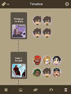 Image For Not Exactly A Hero: Interactive Story Game Versi 1.0.4 20