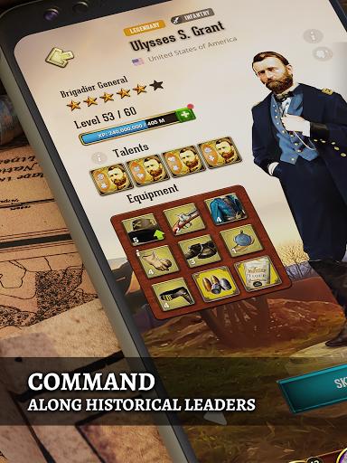 War and Peace: The #1 Civil War Strategy Game  screenshots 23