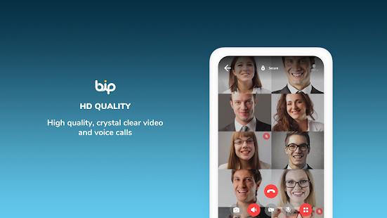 BiP u2013 Messaging, Voice and Video Calling screenshots 11