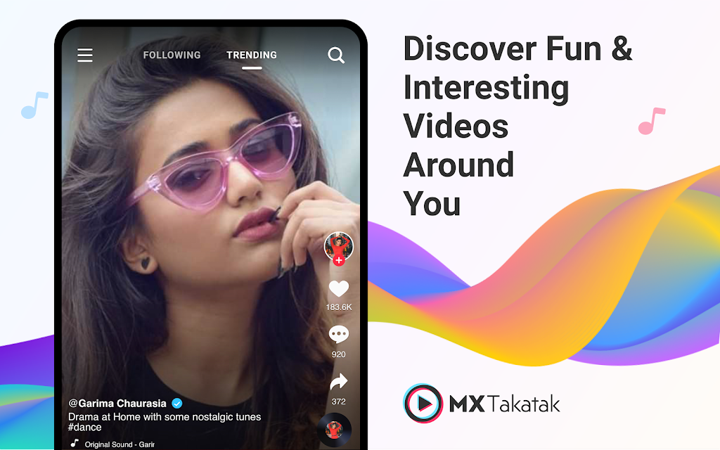 MX TakaTak Short Video App | Made in India for You poster 8