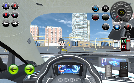 Real i8 Police Car Game: Car Games 2021 apkpoly screenshots 9