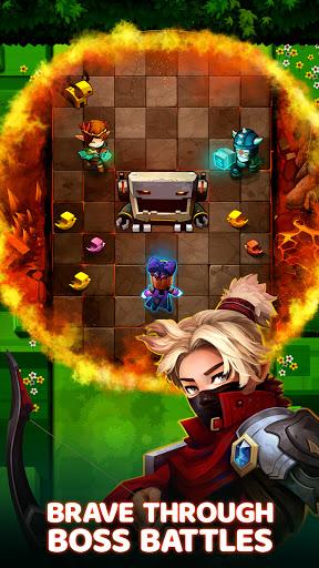 Battle Bouncers: Legion of Breakers! Brawl RPG 1.17.0 screenshots 2