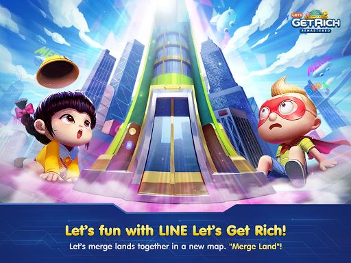 LINE Let's Get Rich 3.5.0 screenshots 6