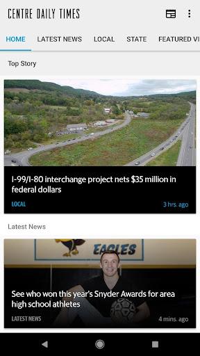 Centre Daily Times - PA news 7.7.0 screenshots 2
