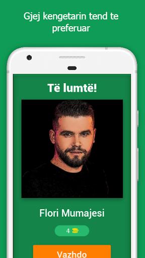 Gjej kengetarin shqiptar | Loje kuic ne shqip  screenshots 2
