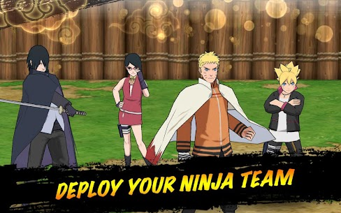 NARUTO X BORUTO NINJA VOLTAGE MOD (Unlimited Money) 5