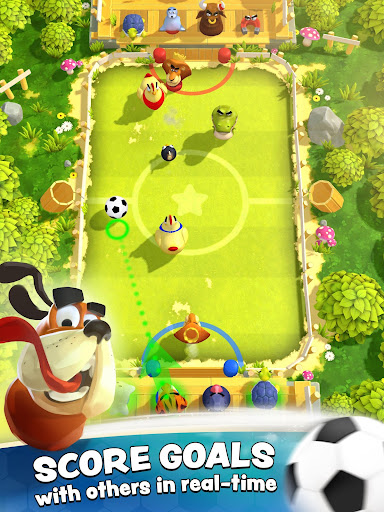 Rumble Stars Football 1.9.0.1 screenshots 1