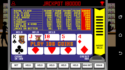 Video Poker Jackpot 4.16 Screenshots 1
