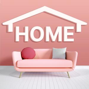 Dream Home House Interior Design Makeover Game 1.1.32 by TUYOO GAME logo