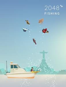 2048 Fishing MOD APK 1.14.5 (Purchase Free) 12