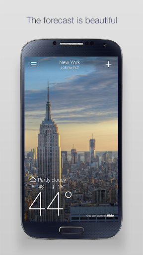 Yahoo Weather 1.30.57 Screenshots 1
