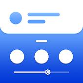 icono Bottom Quick Settings (+ notificaciones)