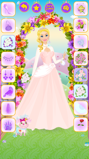 Wedding Dress Up - Bride makeover  screenshots 1