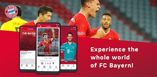 FC Bayern München - soccer news & goal live scores - Apps on ...