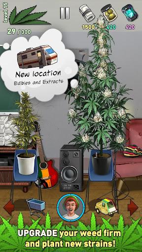 Weed Firm 2: Bud Farm Tycoon  Screenshots 4